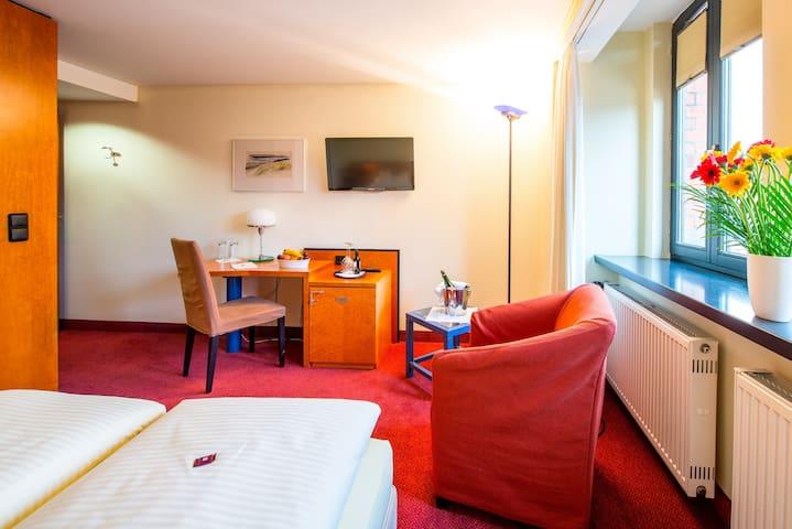 Einzelzimmer Hotel zum Ritter