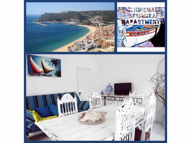 Chincha Sesimbra Apartment
