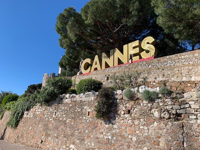 Un écrin de toute beauté au coeur de Cannes