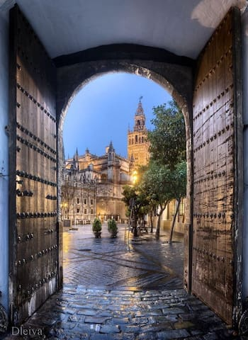 Loft vista 5*****Old Town Cathedal - Sevilla - Loft