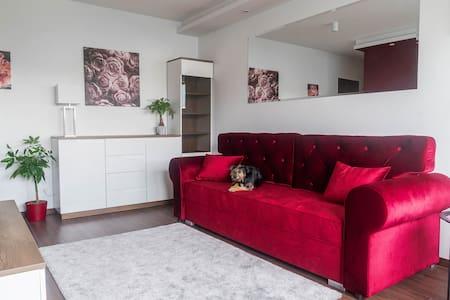Luksusowy Apartament Studio Rose Valley