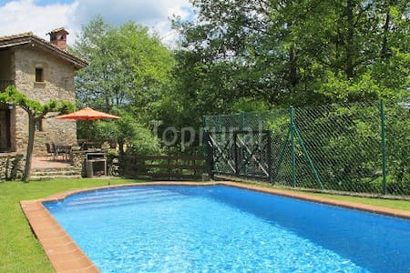 Sleep & Stay Rural Villa with pool Can Campaneta - Casa de camp
