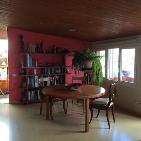 15 minutos playas y ciudad - Tafira Alta - Apartamento