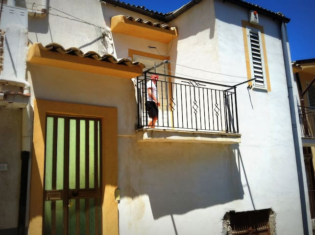 Arnaldo Home in a typical Village