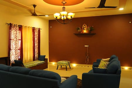Lovely and comfortable apartment - Morjim