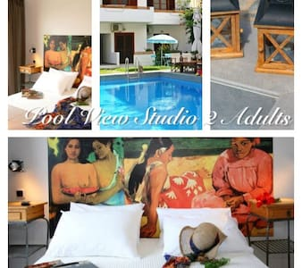 tree of life art hotel apts 2adults - Agia Marina - Bed & Breakfast