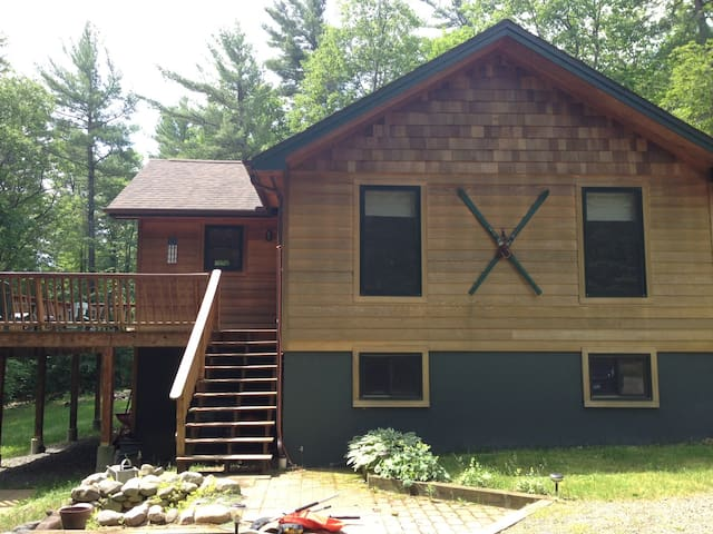 Adirondack Cherry Hill Retreat - Jay - Hus