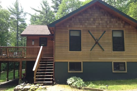 Adirondack Cherry Hill Retreat - Jay - Talo