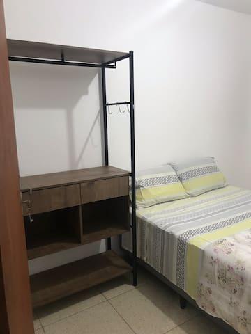 Apartamento novo em ótima localização