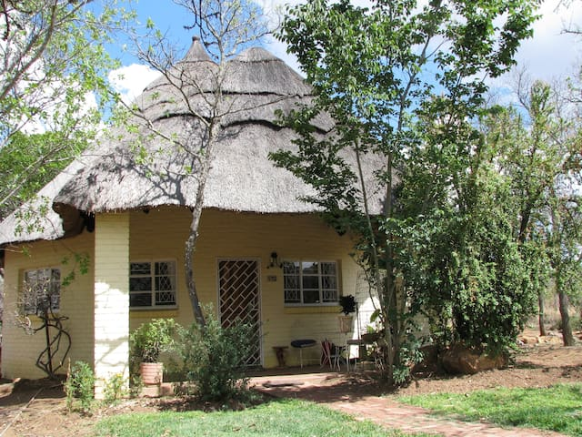 Marigold Cottage, self-catering - Bulawayo