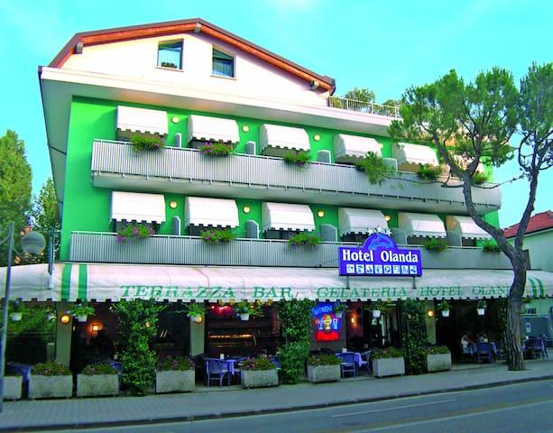 near the sea and city center - Jesolo - Bed & Breakfast