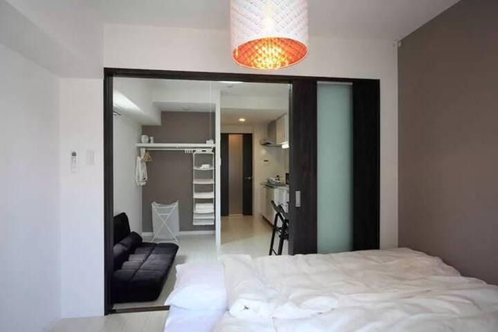 Private Room 902 - Chuo Ward, Osaka - Flat