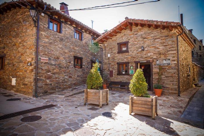 Casa La Fragua en La Hiruela