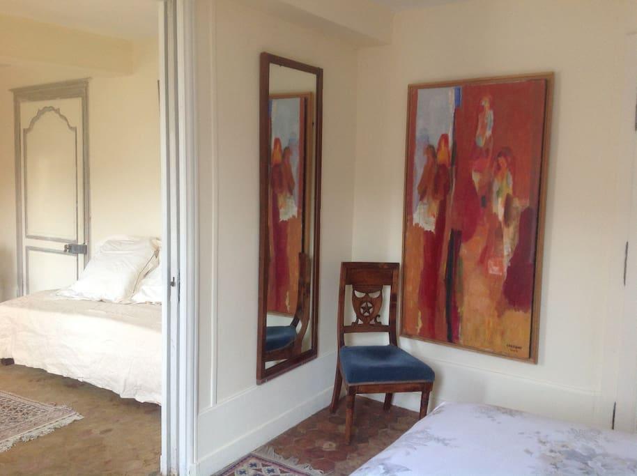 Appartement pour deux ou quatre chambres d 39 h tes louer - Chambre d hotes colombey les deux eglises ...