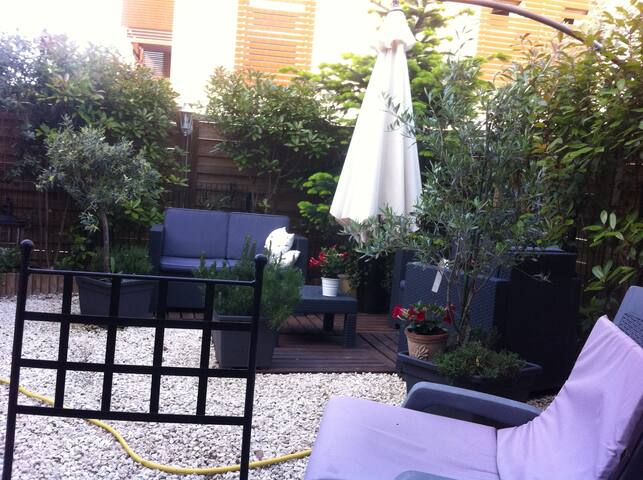 Chambre privée dans villa - Baillargues