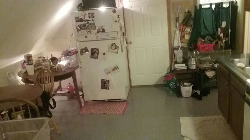 Quite room in quaint hamtramck - Hamtramck - Talo
