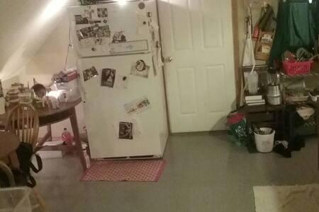 Quite room in quaint hamtramck - Hamtramck - 独立屋