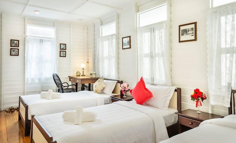 3 Sisters room - Bangkok - Bed & Breakfast