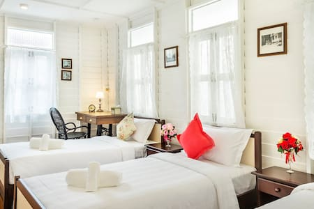 3 Sisters room - Μπανγκόκ - Bed & Breakfast