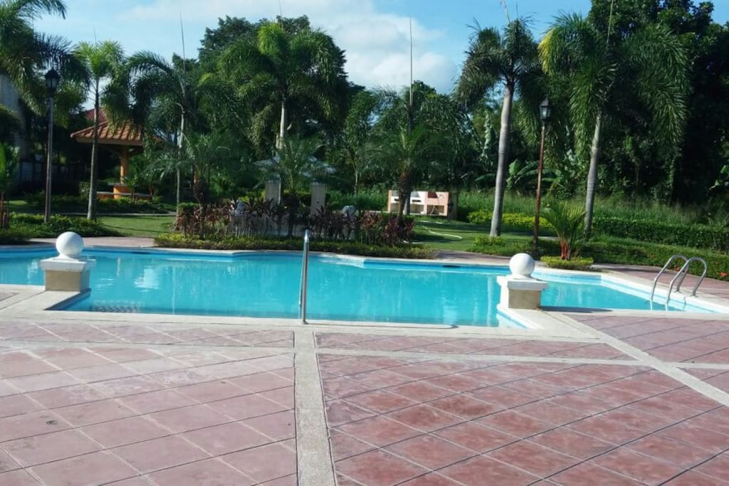 swimming pool (clubhouse)