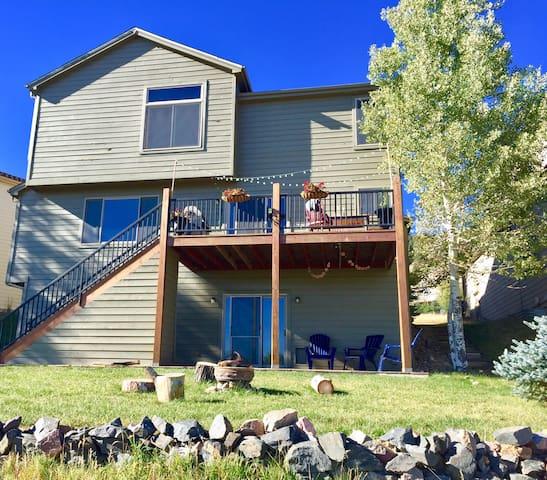 Entire Floor- Mountain Retreat Overlooking Denver - Golden