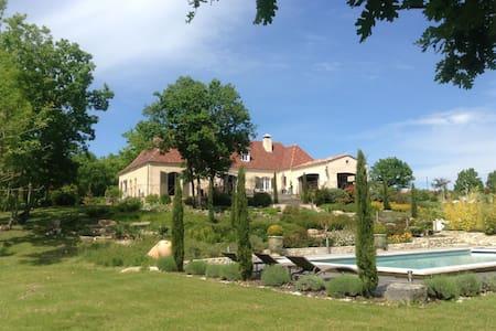 VILLA CHAMP DEL REY - Saint-Cirq-Souillaguet