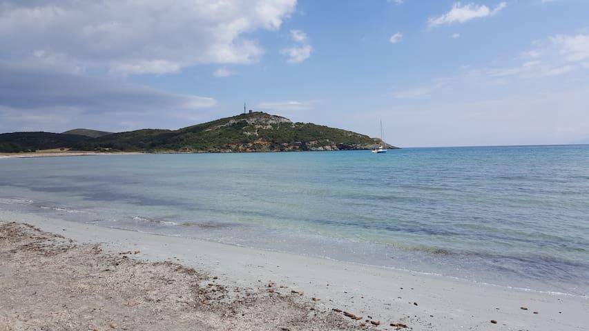 Petit Studio sympa à 200m du port de Macinaggio A - Haute-Corse