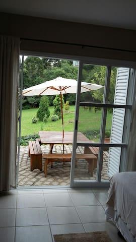 Vista belíssima e tranquilidade - Campo largo - Casa