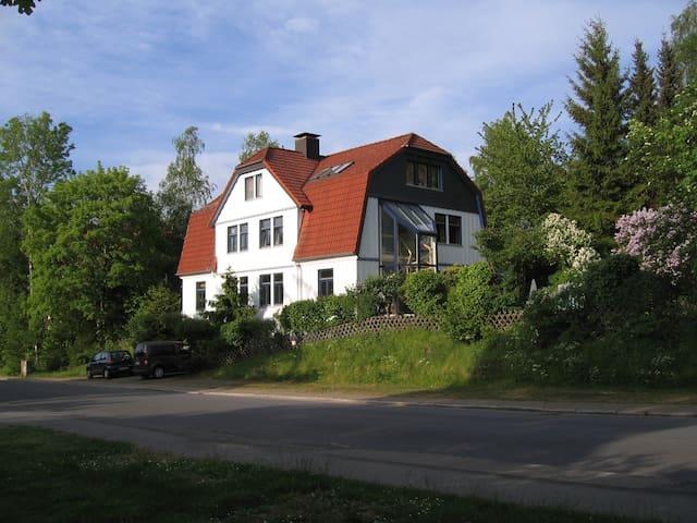 Stadthaus im Grünen - Goslar - Casa