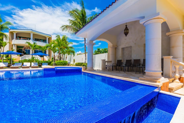 Casa de las Palmas - Main Villa & Casita B