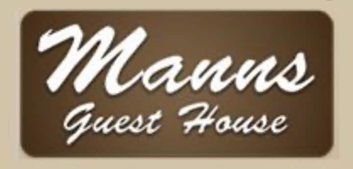 MANNS GUEST HOUSE