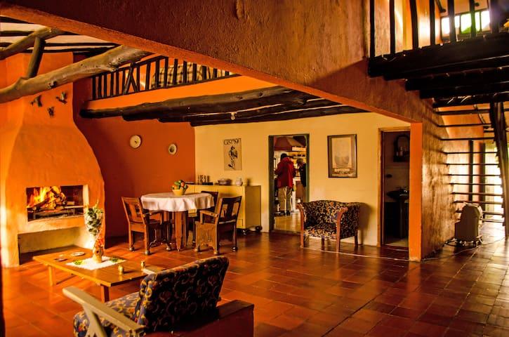 Posada de la Abuela muy cerca a Villa de Leyva - Cucaita - Bed & Breakfast