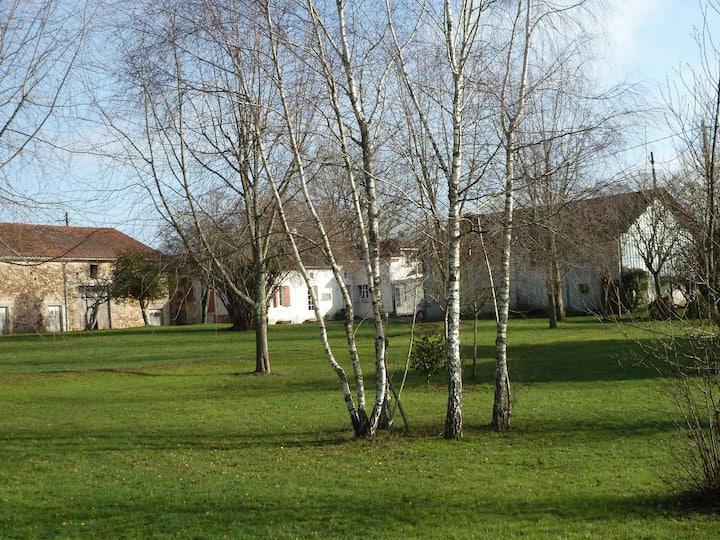 Maison de campagne en Périgord vert