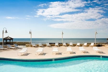 A.C.BOARDWALK 1BDRM SUITE AT BEACH! - Atlantic City