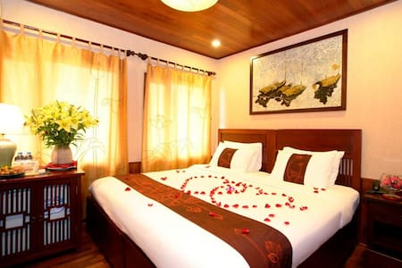 Indochina Sails - Deluxe Cabin - Ha Long - Boot