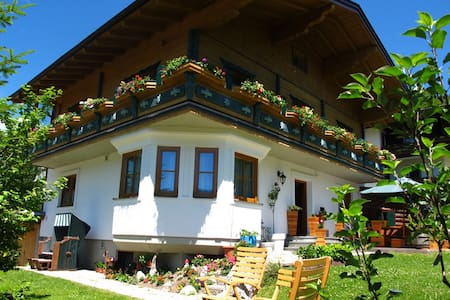Haus Waldrast im Salzburger Land - Filzmoos - Wohnung