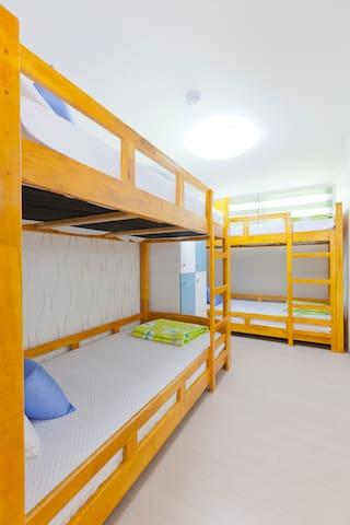 Hongdae Guest House Dormitory 4P