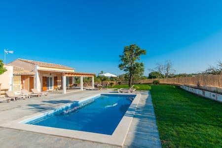 Hermosa Villa en el campo - Sant Llorenç des Cardassar