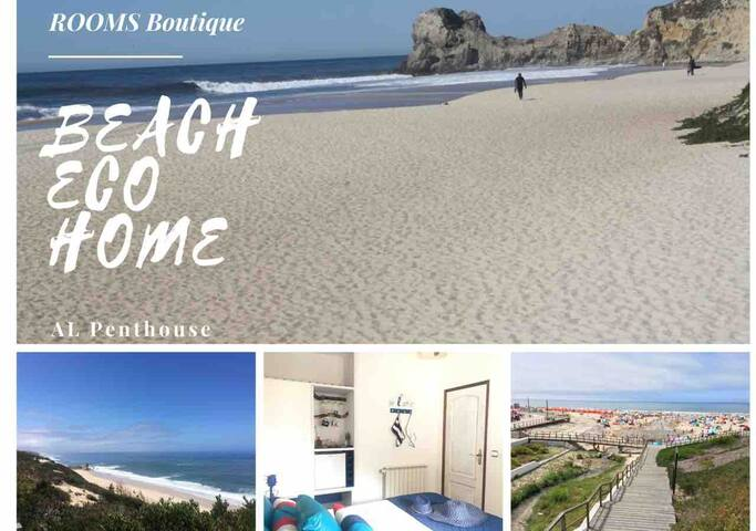 Beach ECO HOME - ROOMS Boutique