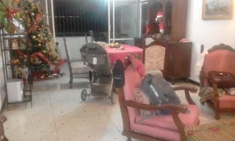 Cómoda habitación en casco central de Barquisimeto