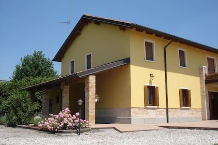 House with pool Airone - Palazzolo dello Stella - Wohnung