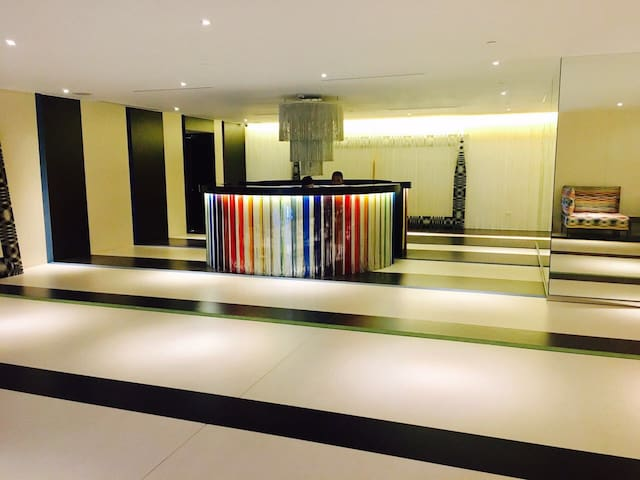 Living Stone Tower at Acqua Private Residences