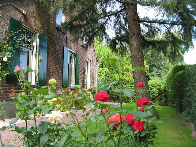 Ruimte, rust, wandelen en fietsen - Herpen - Sommerhus/hytte