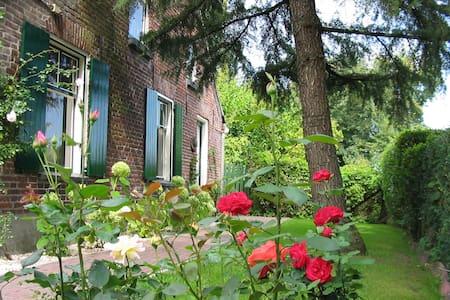 Ruimte, rust, wandelen en fietsen - Herpen - Cabin