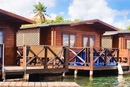 Een beleving: appartement op het Spaanse water (3) - Jan Thiel - Chalet
