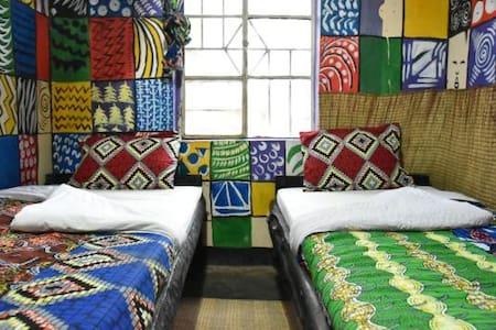 Red Rocks Hostel & Campsite Twin Room
