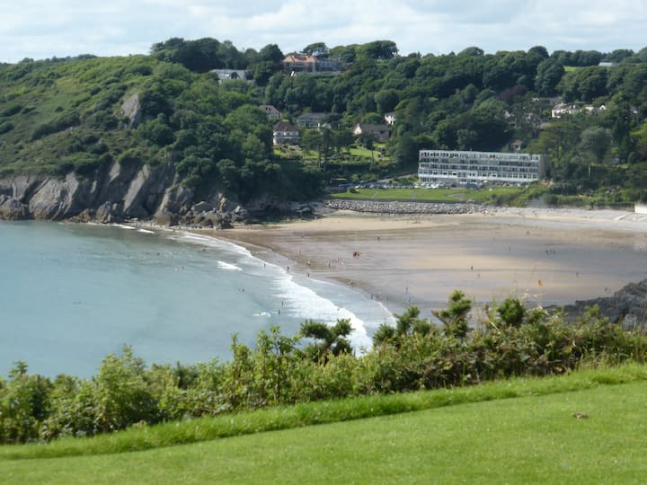 Love the sea then you'll love this Gower location!