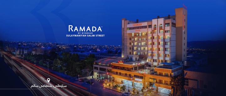 Ramada By Wyndham Sulaymaniyah Salim Street