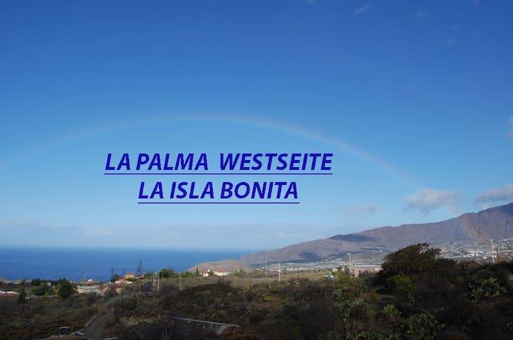"""Ferienwohnung """" Unser schönster Platz auf La Palma"""
