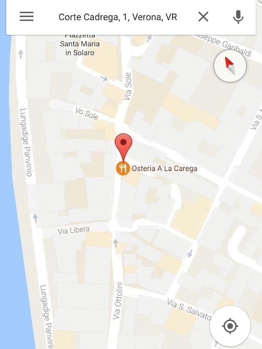 residenza Corte Cadrega